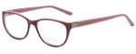 Elle Designer Eyeglasses EL13394-VO in Violet 53mm :: Progressive