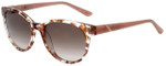 Elle Designer Sunglasses EL14839-RO in Rose Brown Gradient Lens
