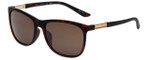 Elle Designer Sunglasses EL14846-HV in Havana with Amber Lens