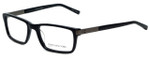 Jones New York Designer Eyeglasses J517 in Black 53mm :: Custom Left & Right Lens