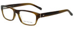 Jones New York Designer Eyeglasses J520 in Olive 57mm :: Custom Left & Right Lens