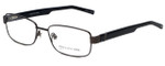 Jones New York Designer Eyeglasses J346 in Gunmetal 53mm :: Rx Single Vision