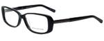 Jones New York Designer Eyeglasses J746 in Black 54mm :: Rx Single Vision