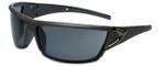 Wilson Designer Sunglasses 1002 in Matte Grey with Grey Lens