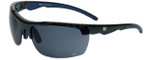 Wilson Designer Sunglasses Handicap Masters Collection 1015 in Black with Grey Lens