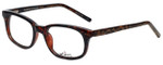 Whims Designer Eyeglasses TR5885AK in Tortoise 50mm :: Custom Left & Right Lens
