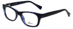 Whims Designer Eyeglasses TRO9141 in Blue 50mm :: Custom Left & Right Lens