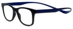 Magz Chelsea Blue Light Blocking Computer Reading Glasses w/Magnetic Snap It Design