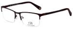 Carolina Herrera Designer Eyeglasses VHE084-0CC6 in Bordeaux 54mm :: Custom Left & Right Lens
