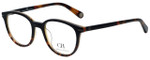Carolina Herrera Designer Eyeglasses VHE666-07RE in Tortoise 49mm :: Rx Single Vision