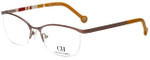 Carolina Herrera Designer Eyeglasses VHE060-0R15 in Copper 54mm :: Progressive