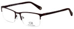 Carolina Herrera Designer Eyeglasses VHE084-0CC6 in Bordeaux 54mm :: Rx Bi-Focal