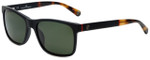 Carolina Herrera Designer Sunglasses SHE657-0703 in Black Plasticmm