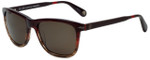 Carolina Herrera Designer Sunglasses SHE658-0ACL in Red Tortoise Fade Plasticmm