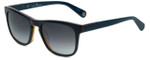 Carolina Herrera Designer Sunglasses SHE686-0D25 in Blue Plasticmm