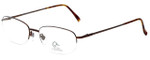 Ducks Unlimited Designer Eyeglasses DU-120 in Bronze 55mm :: Custom Left & Right Lens