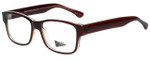 2000 and Beyond Designer Eyeglasses 3079 in Brown 60mm :: Progressive