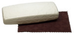 Coach Authentic Hard Clamshell Eyeglass Case in White Size Small