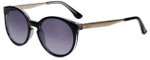 Candie's Designer Sunglasses CA1010 in Black 50mm