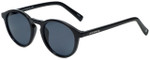 Lucky Brand Designer Sunglasses Baldwin in Black with Grey Lens