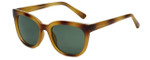 Lucky Brand Designer Sunglasses Newberry in Tortoise with Grey Lens
