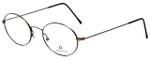 Rodenstock Designer Eyeglasses R4158 in Havanna 48mm :: Custom Left & Right Lens