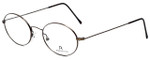 Rodenstock Designer Eyeglasses R4158 in Havanna 48mm :: Rx Single Vision