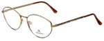 Rodenstock Designer Reading Glasses R2949 in Gold Blue Marble 52mm