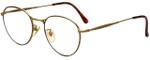 Polo Ralph Lauren Designer Eyeglasses Polo Classic-39 in Antique Gold 52mm :: Custom Left & Right Lens