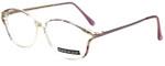 Meridian Designer Reading Glasses 8101-LAV in Clear Lavender 55mm
