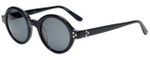 Converse Designer Sunglasses Y004 in Black 46mm