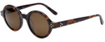 Converse Designer Sunglasses Y004 in Tortoise 46mm
