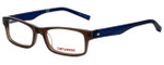 Converse Designer Eyeglasses K011 in Brown 47mm :: Custom Left & Right Lens
