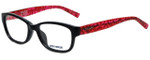 Converse Designer Eyeglasses Q035 in Black 49mm :: Custom Left & Right Lens