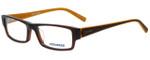Converse Designer Eyeglasses Q004 in Brown 51mm :: Rx Single Vision