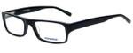 Converse Designer Eyeglasses Q007 in Black 55mm :: Rx Single Vision