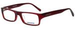 Converse Designer Eyeglasses Q007 in Burgundy 52mm :: Rx Single Vision