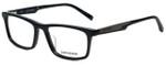 Converse Designer Eyeglasses Q023 in Black 54mm :: Rx Single Vision