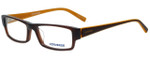 Converse Designer Eyeglasses Q004 in Brown 51mm :: Progressive