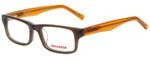 Converse Designer Eyeglasses K003 in Brown 45mm :: Rx Bi-Focal