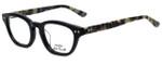 Converse Designer Eyeglasses P015 in Black 48mm :: Rx Bi-Focal