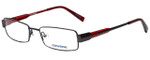 Converse Designer Eyeglasses Envision in Gunmetal 53mm :: Custom Left & Right Lens