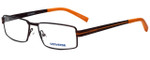 Converse Designer Eyeglasses Q006 in Brown 52mm :: Rx Single Vision