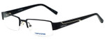 Converse Designer Eyeglasses Slide Film in Black 50mm :: Rx Single Vision