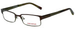 Converse Designer Eyeglasses Zing in Brown 46mm :: Progressive