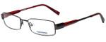 Converse Designer Eyeglasses Envision in Gunmetal 53mm :: Rx Bi-Focal