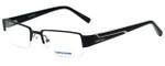 Converse Designer Eyeglasses Slide Film in Black 50mm :: Rx Bi-Focal