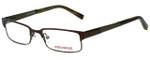 Converse Designer Eyeglasses Zing in Brown 46mm :: Rx Bi-Focal