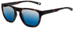 Nautica Designer Polarized  Bi-Focal Reading Sunglasses N6224S-215 in Matte Tortoise