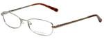 Tory Burch Designer Eyeglasses TY1009-102 in Silver 51mm :: Custom Left & Right Lens